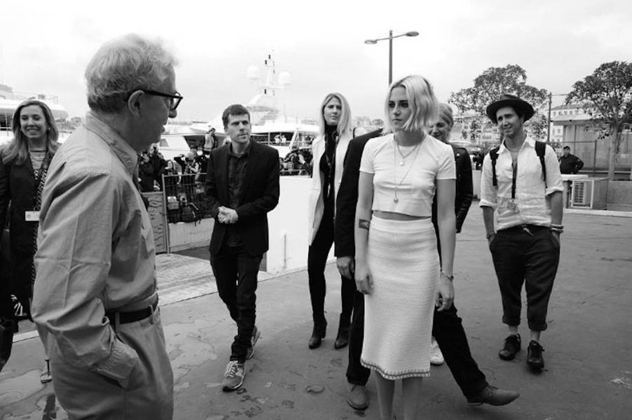 Behind the scenes at the Cannes film festival 2016 in photos Greg Williams 28