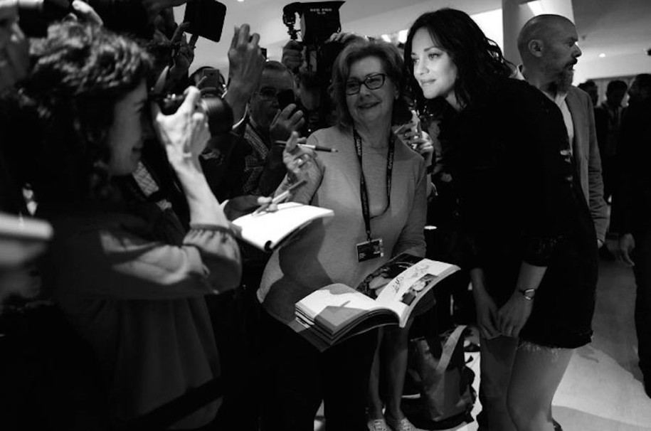 Behind the scenes at the Cannes film festival 2016 in photos Greg Williams 33