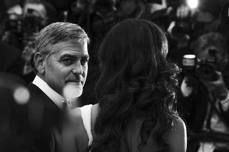 Black-and-white photos of movie stars with the Cannes film festival 2016 in the lens of Vincent Desailly 05
