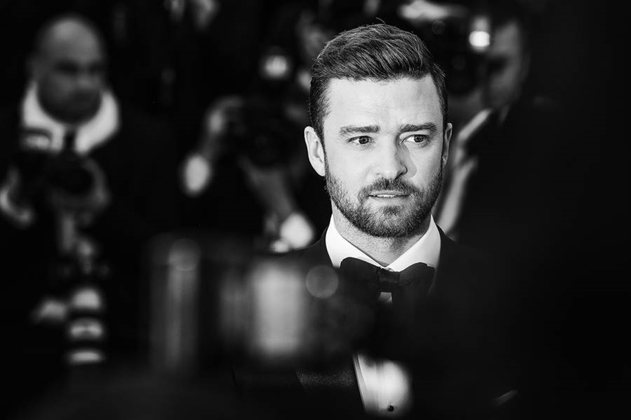 Black-and-white photos of movie stars with the Cannes film festival 2016 in the lens of Vincent Desailly 12
