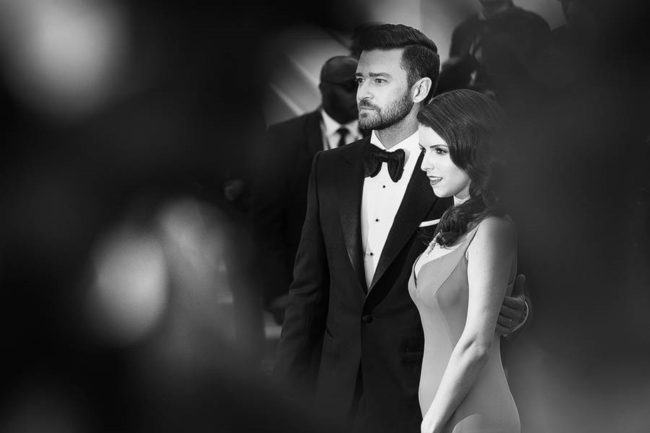 Black-and-white photos of movie stars with the Cannes film festival 2016 in the lens of Vincent Desailly 13