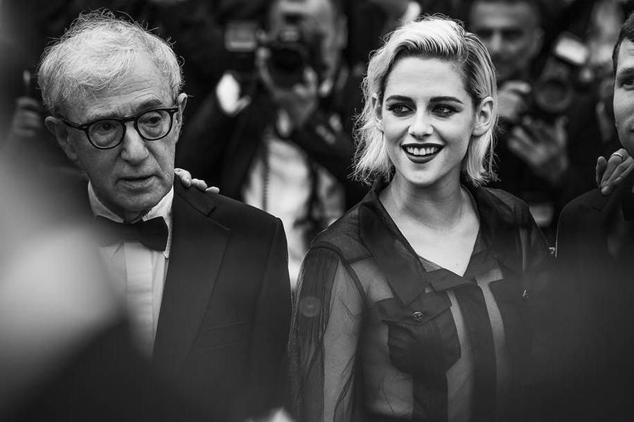 Black-and-white photos of movie stars with the Cannes film festival 2016 in the lens of Vincent Desailly 19