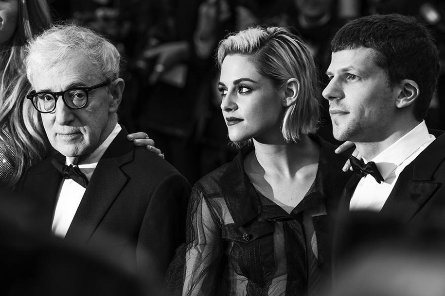 Black-and-white photos of movie stars with the Cannes film festival 2016 in the lens of Vincent Desailly 21