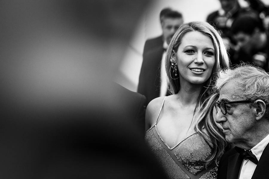 Black-and-white photos of movie stars with the Cannes film festival 2016 in the lens of Vincent Desailly 22