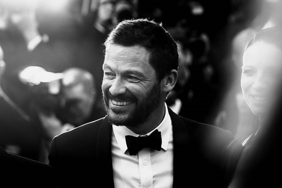 Black-and-white photos of movie stars with the Cannes film festival 2016 in the lens of Vincent Desailly 26