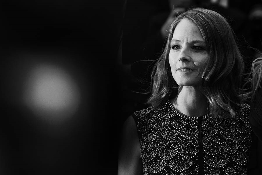 Black-and-white photos of movie stars with the Cannes film festival 2016 in the lens of Vincent Desailly 27