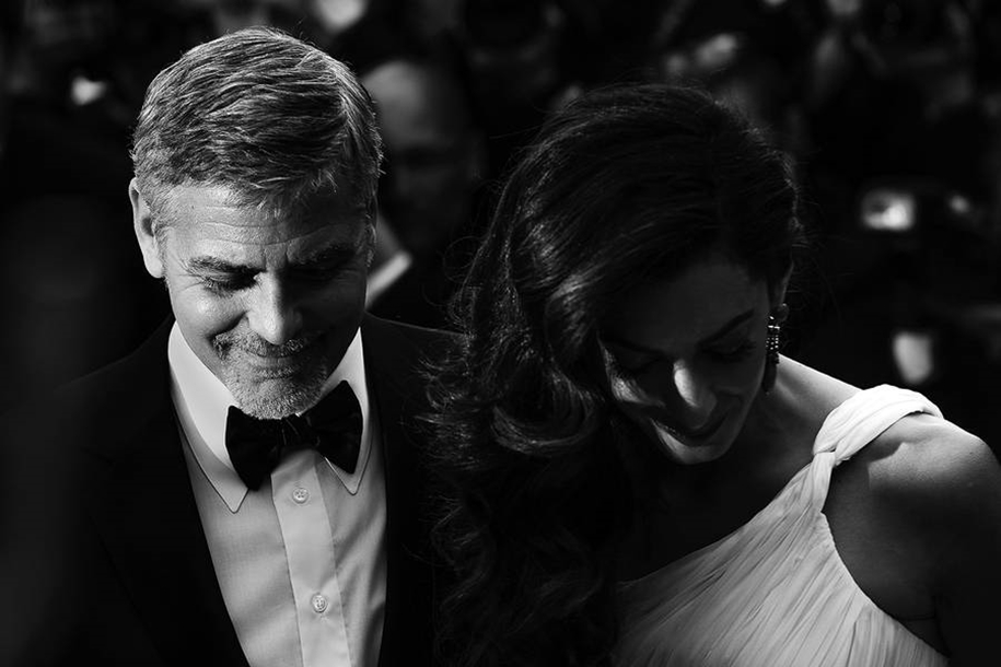 Black-and-white photos of movie stars with the Cannes film festival 2016 in the lens of Vincent Desailly 28