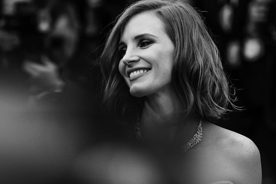 Black-and-white photos of movie stars with the Cannes film festival 2016 in the lens of Vincent Desailly 31