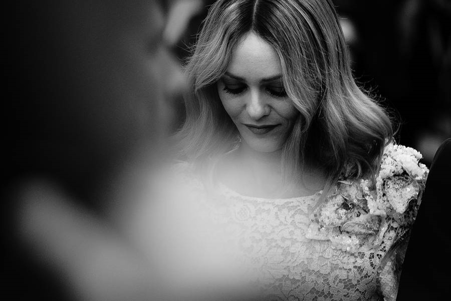 Black-and-white photos of movie stars with the Cannes film festival 2016 in the lens of Vincent Desailly 32