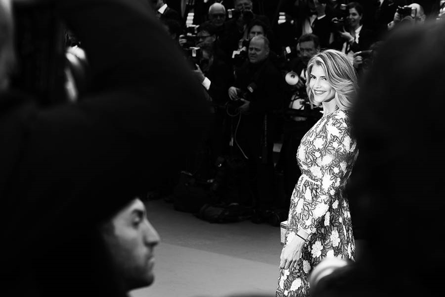 Black-and-white photos of movie stars with the Cannes film festival 2016 in the lens of Vincent Desailly 33
