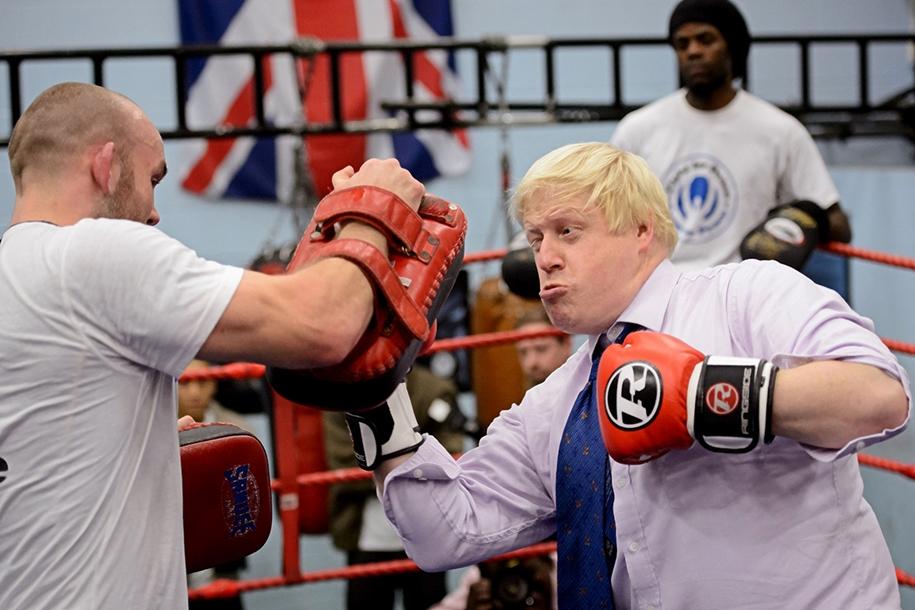 Boris the magnificent 13