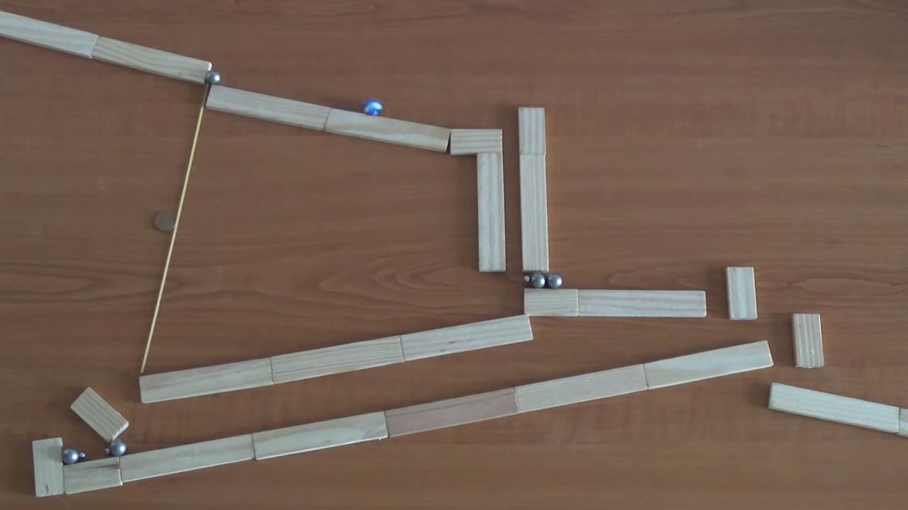 Удивительное видео творческой машины Руба Голдберга
