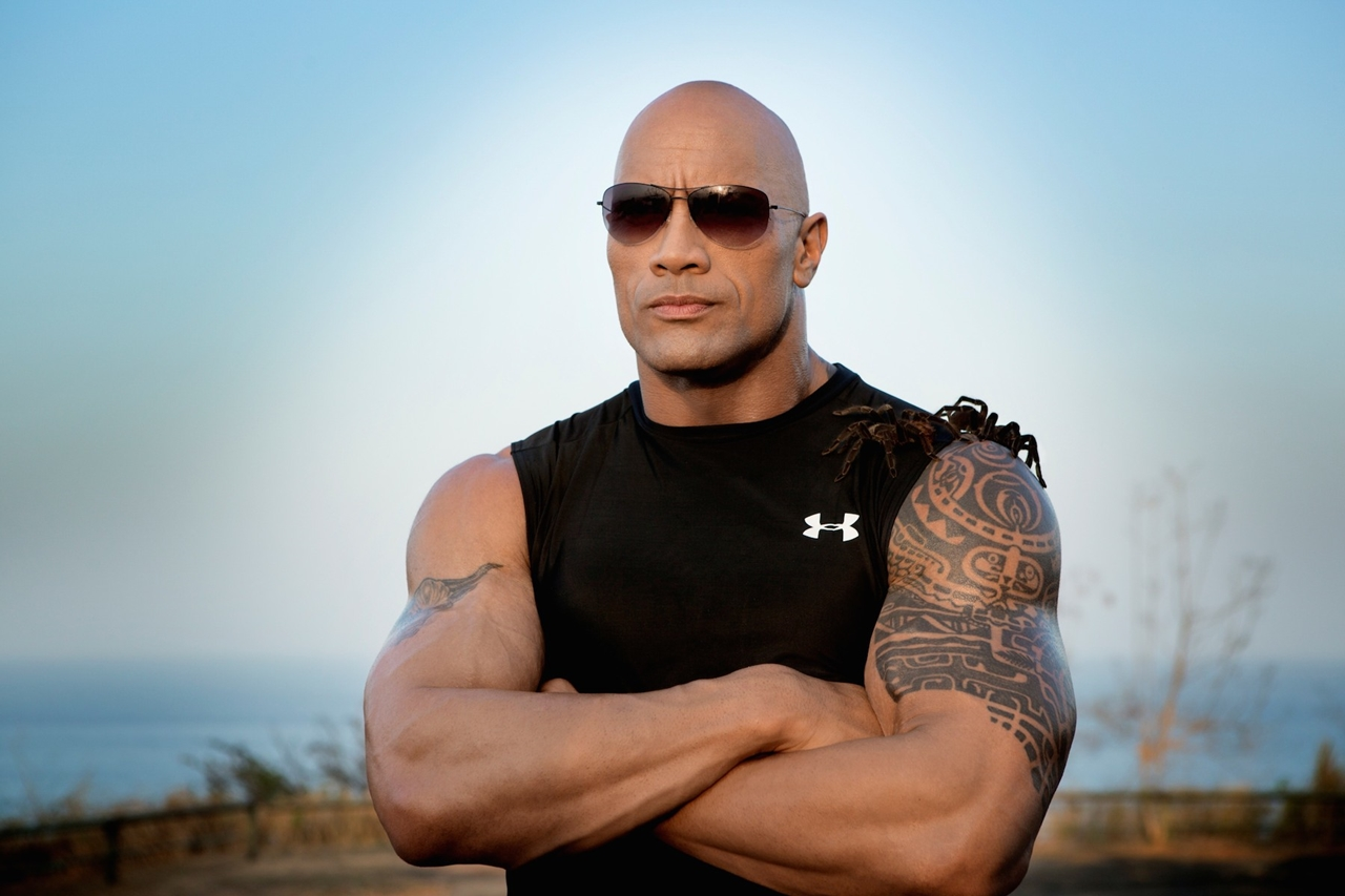 Dwayne -The Rock- Johnson 03