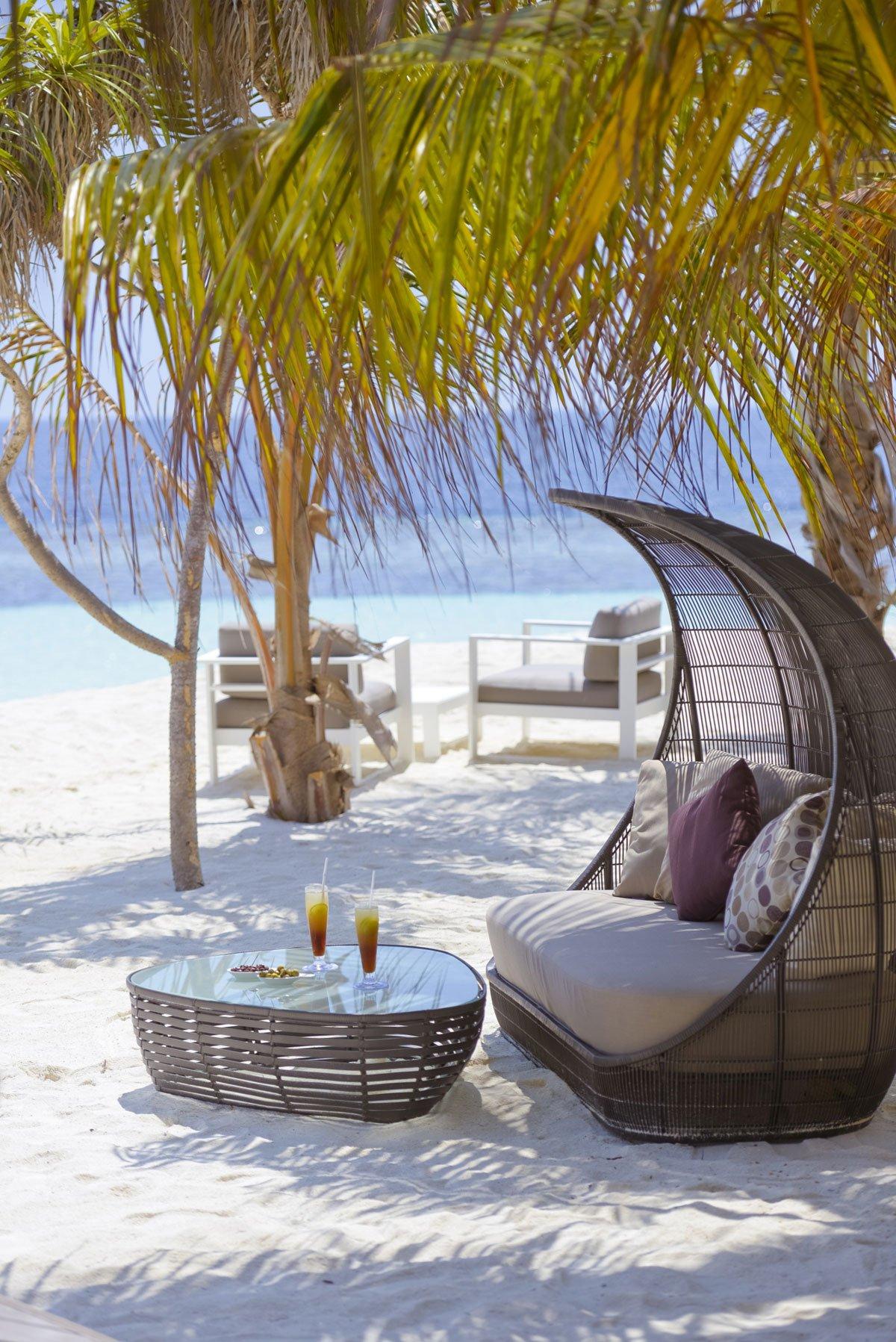 Island resort in the Maldives 05