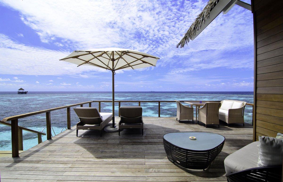Island resort in the Maldives 06