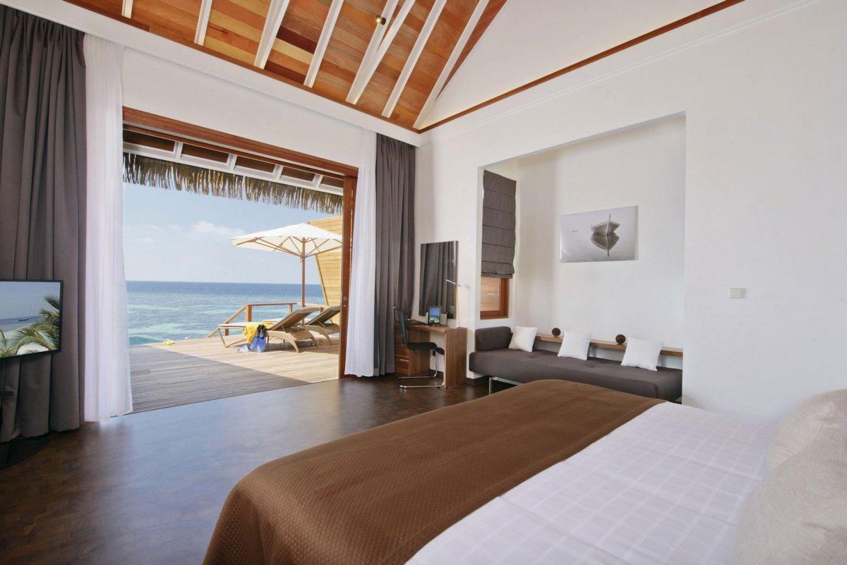 Island resort in the Maldives 08