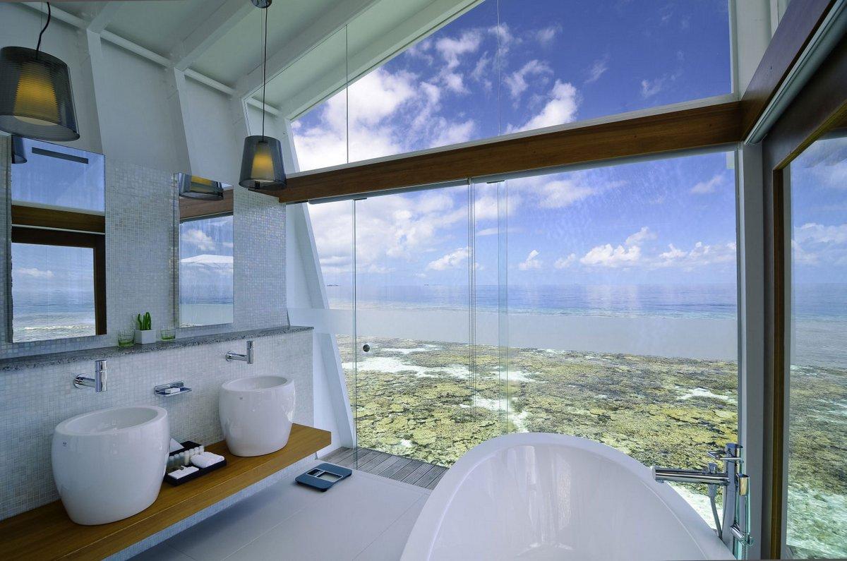 Island resort in the Maldives 11