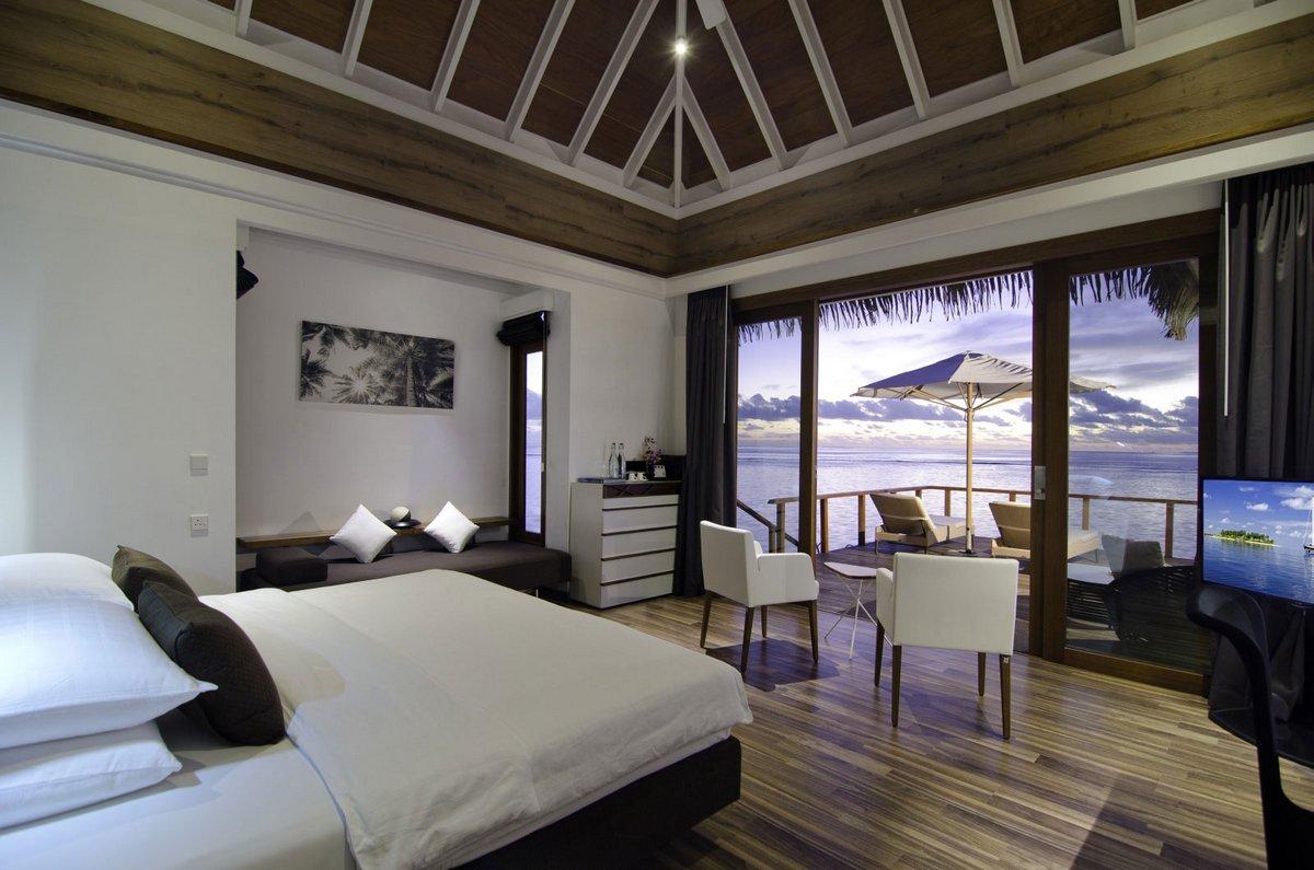 Island resort in the Maldives 13