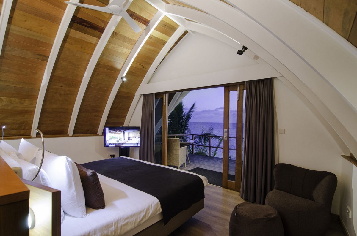 Island resort in the Maldives 14