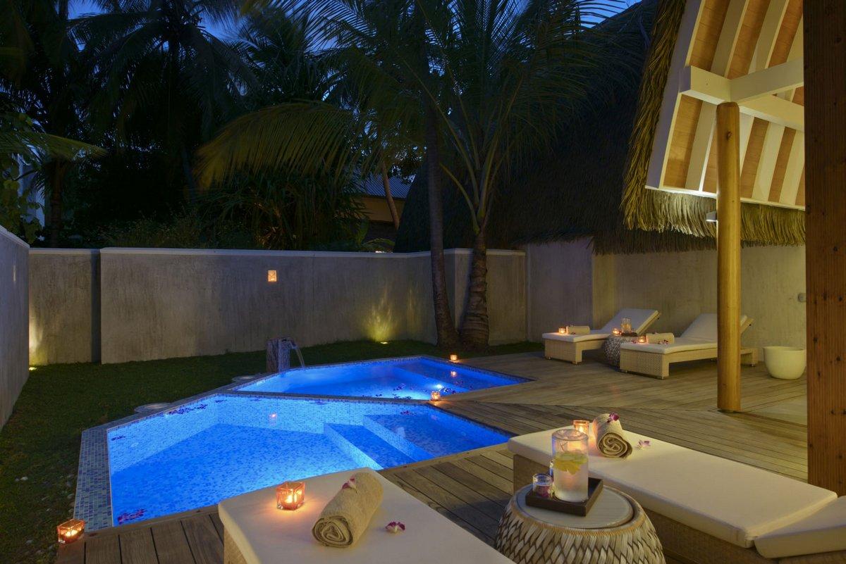 Island resort in the Maldives 17