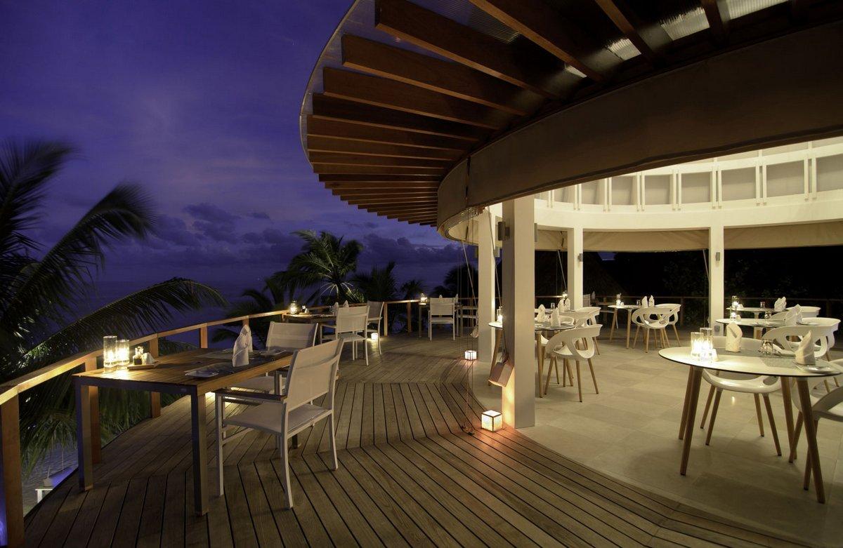 Island resort in the Maldives 18