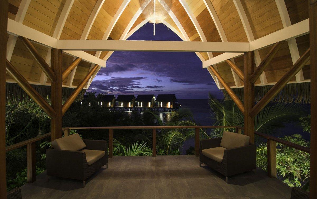 Island resort in the Maldives 19