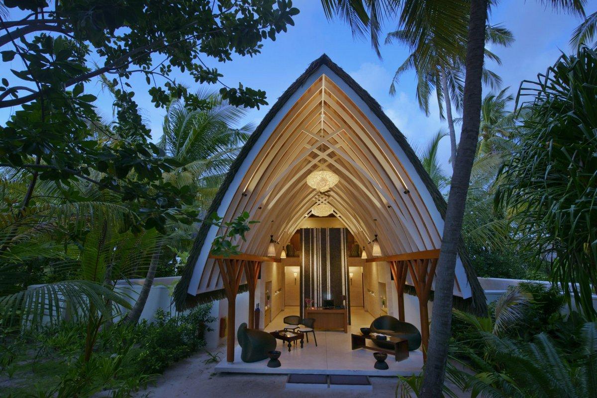 Island resort in the Maldives 20