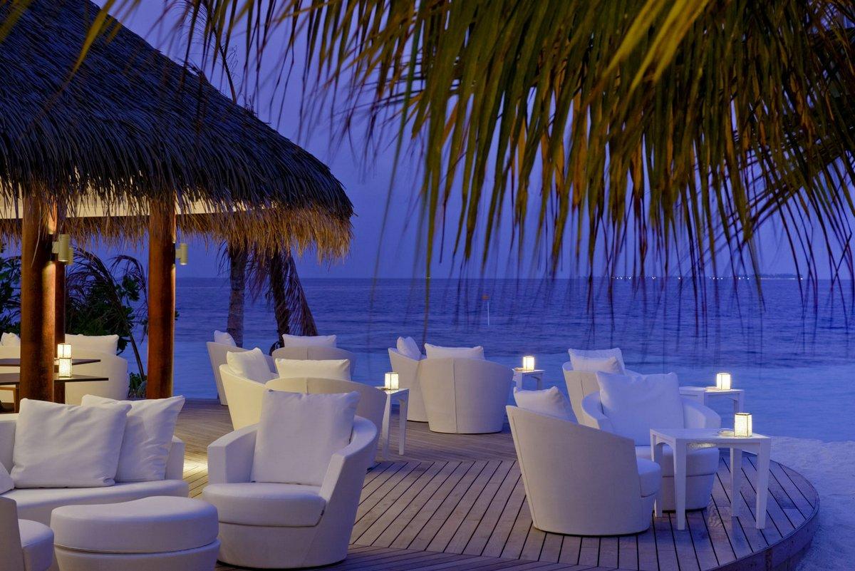 Island resort in the Maldives 21