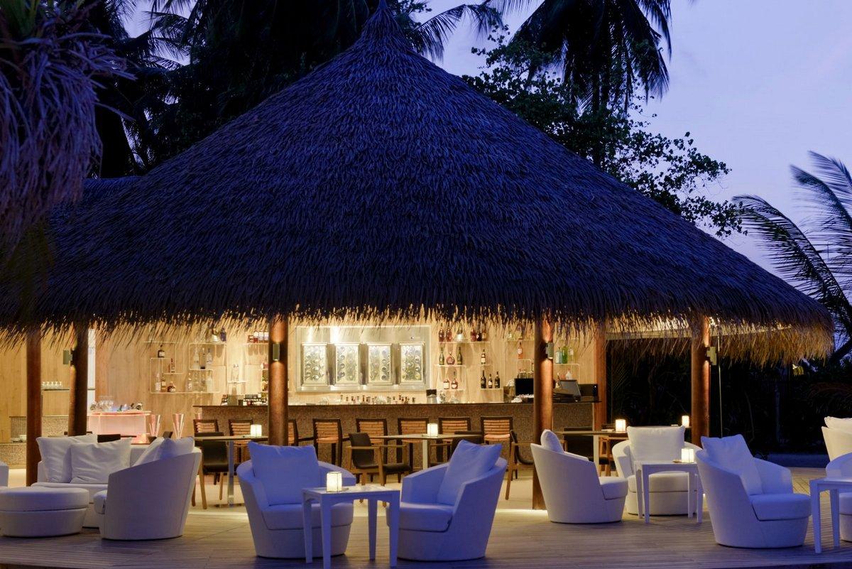 Island resort in the Maldives 22