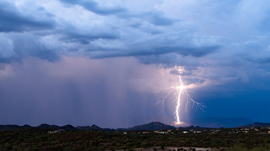 Lightning. natural energy in the lens of professional photographers 25