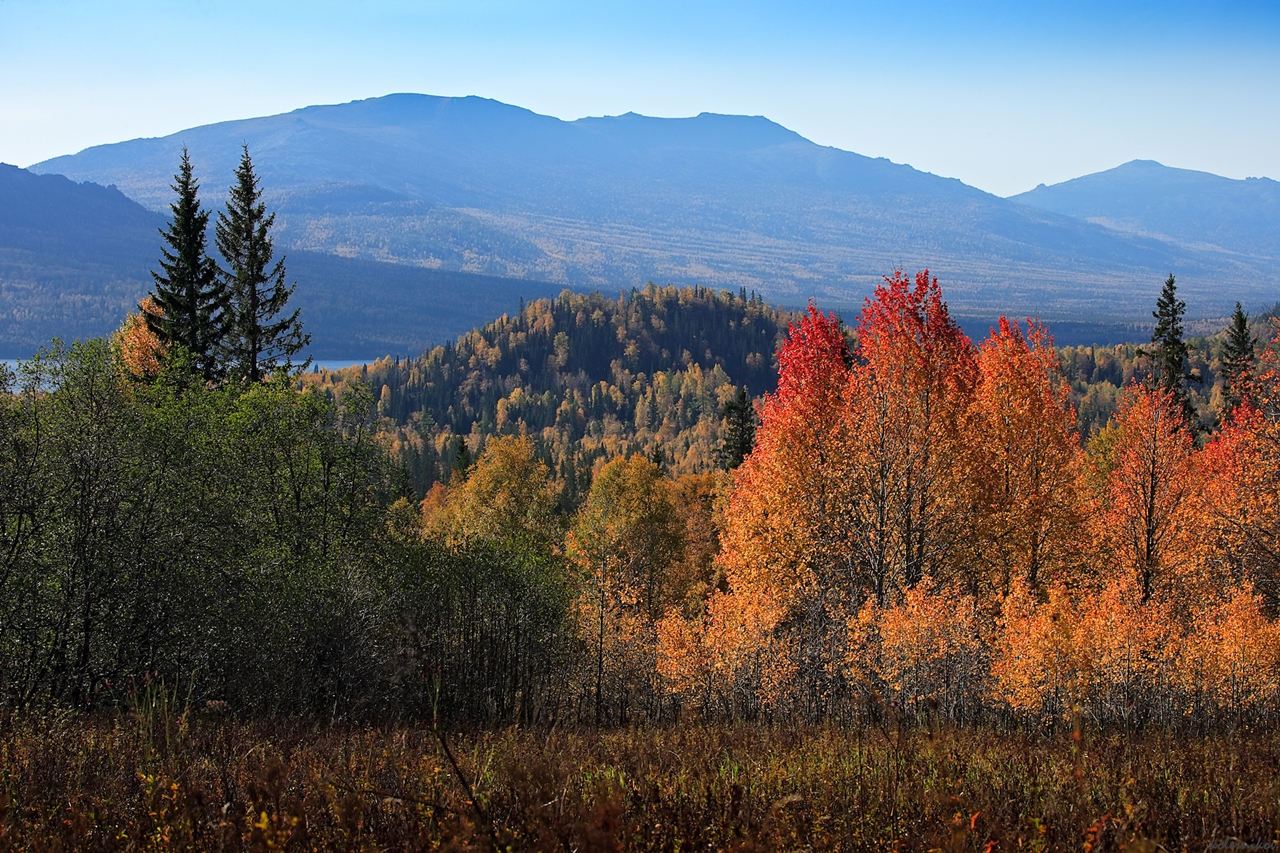 National parks of Russia 10