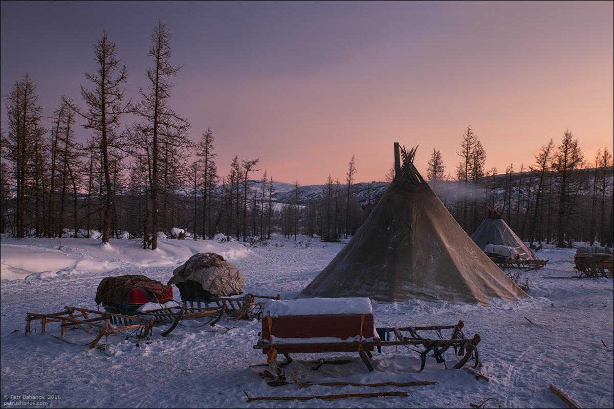 Polar Urals - a trip to the Nenets 02