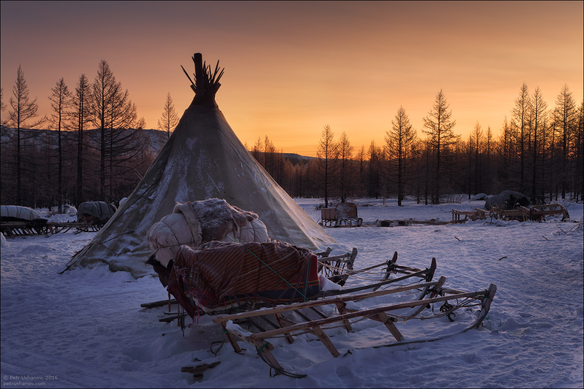Polar Urals - a trip to the Nenets 03