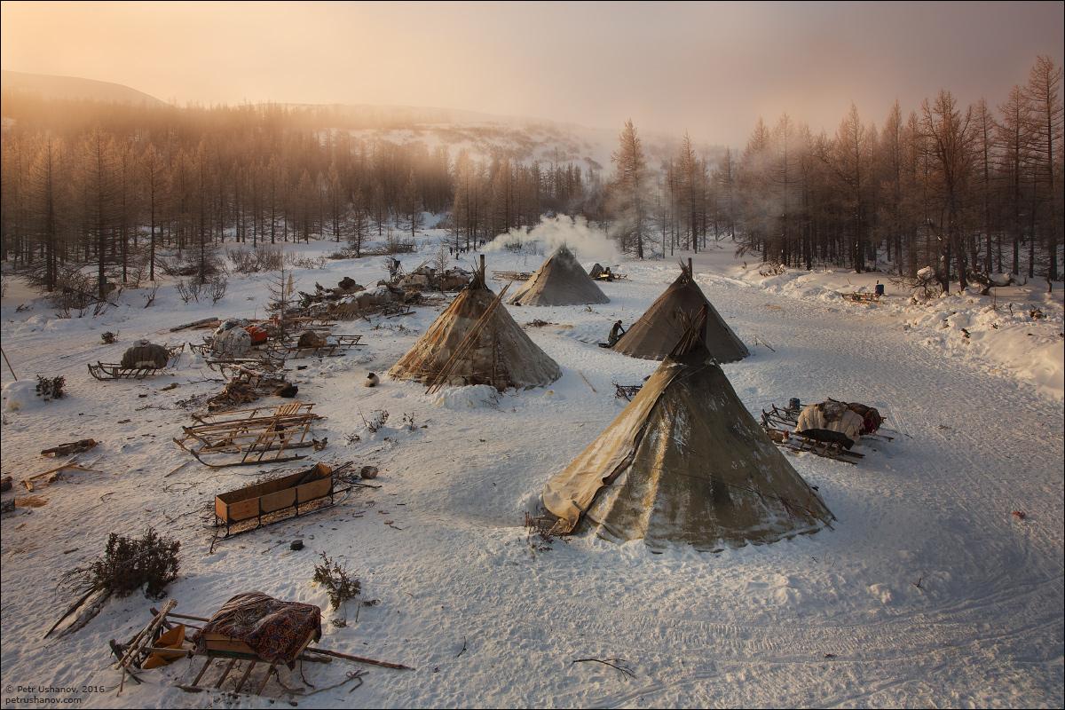 Polar Urals - a trip to the Nenets 07