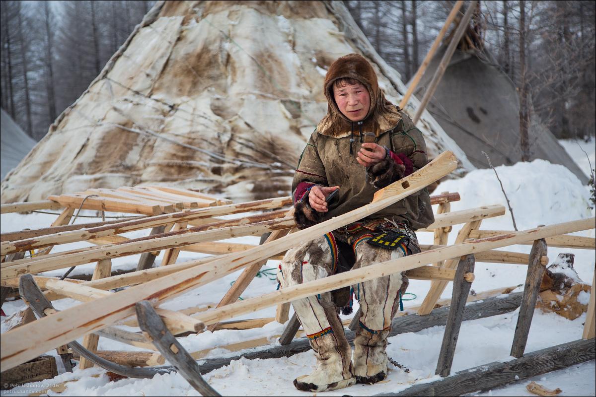 Polar Urals - a trip to the Nenets 15