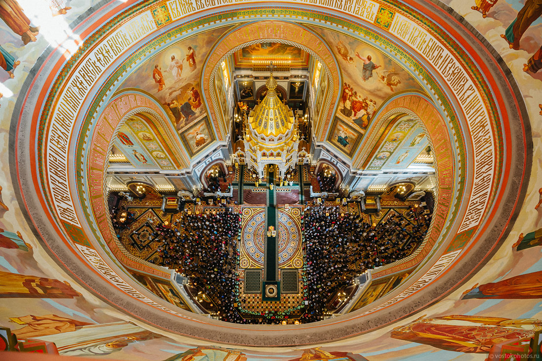 The Cathedral Of Christ The Savior 01