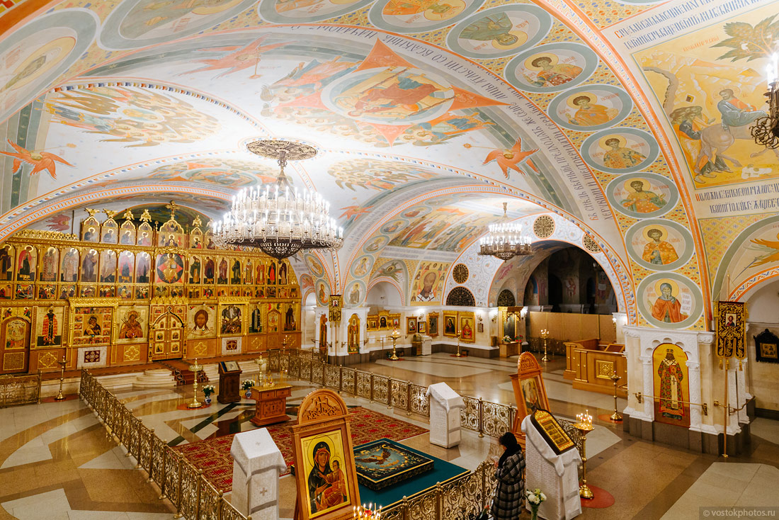The Cathedral Of Christ The Savior 16