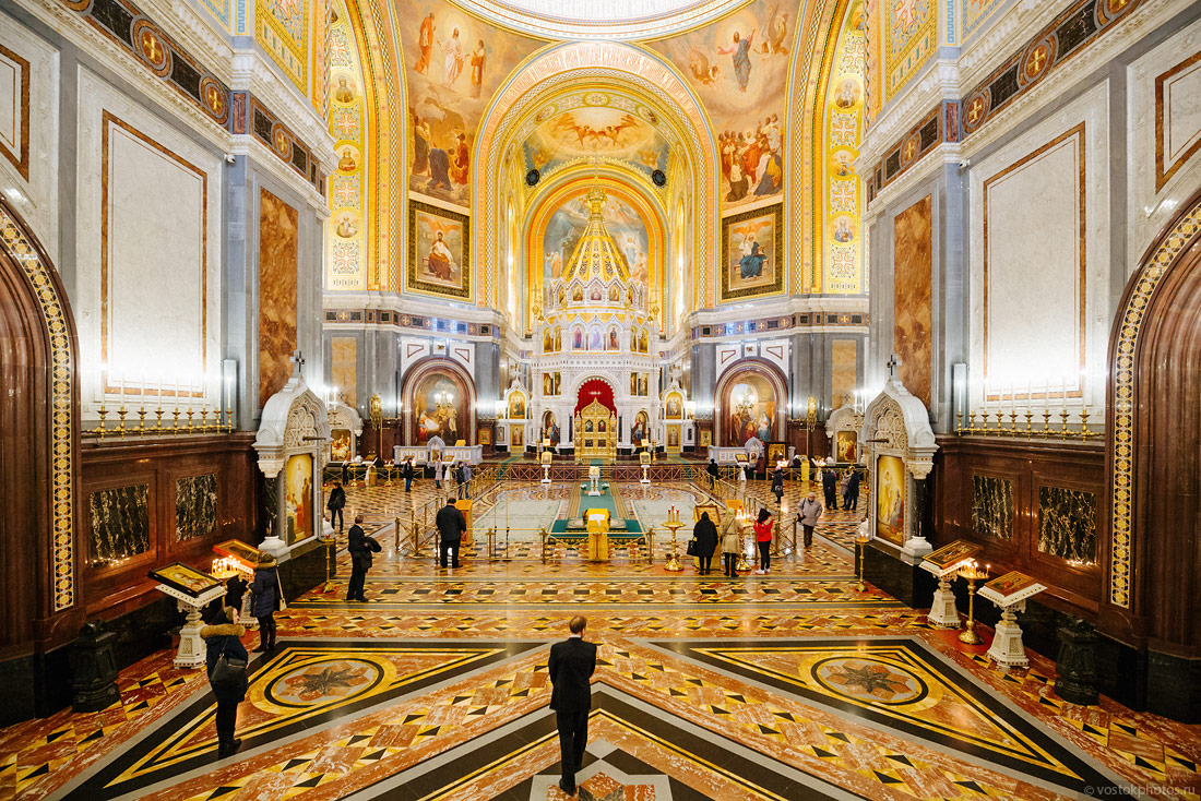 The Cathedral Of Christ The Savior 19