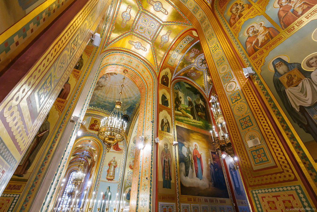 The Cathedral Of Christ The Savior 21