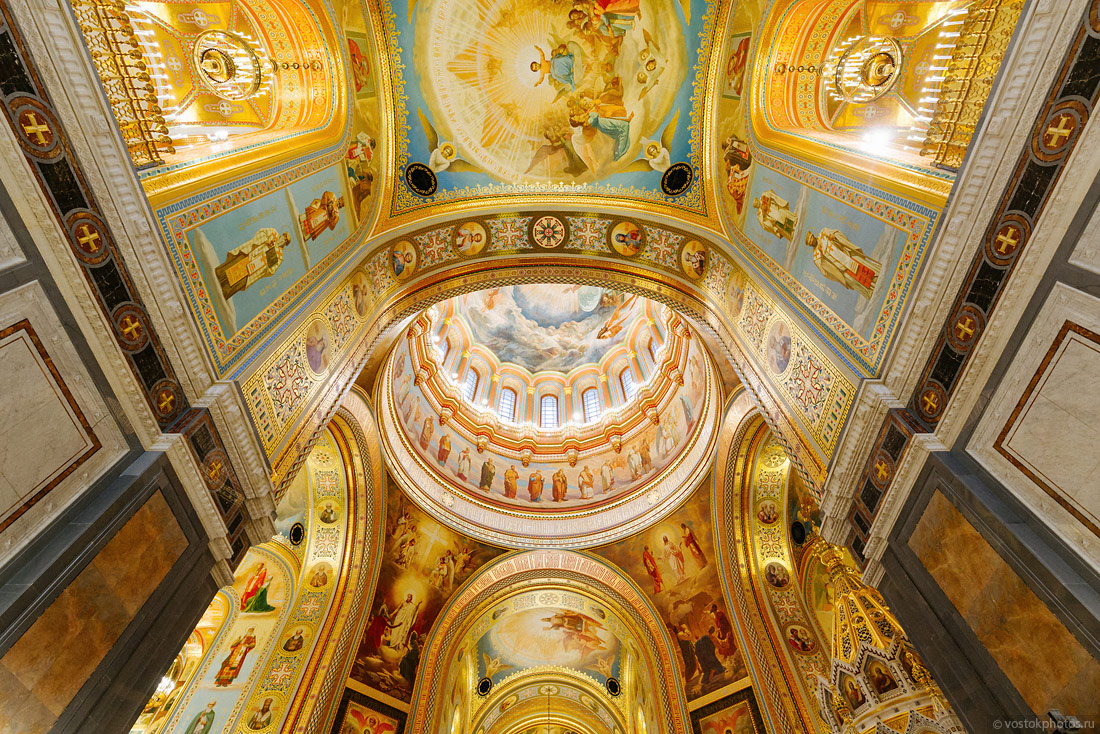 The Cathedral Of Christ The Savior 23