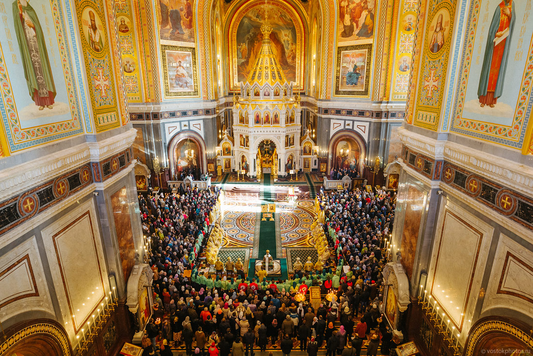 The Cathedral Of Christ The Savior 24