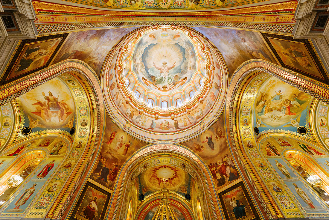 The Cathedral Of Christ The Savior 28