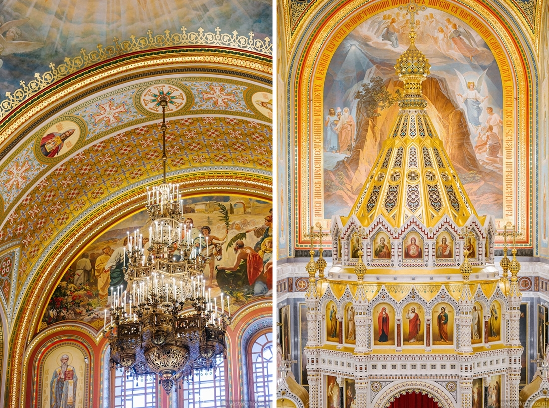 The Cathedral Of Christ The Savior 36