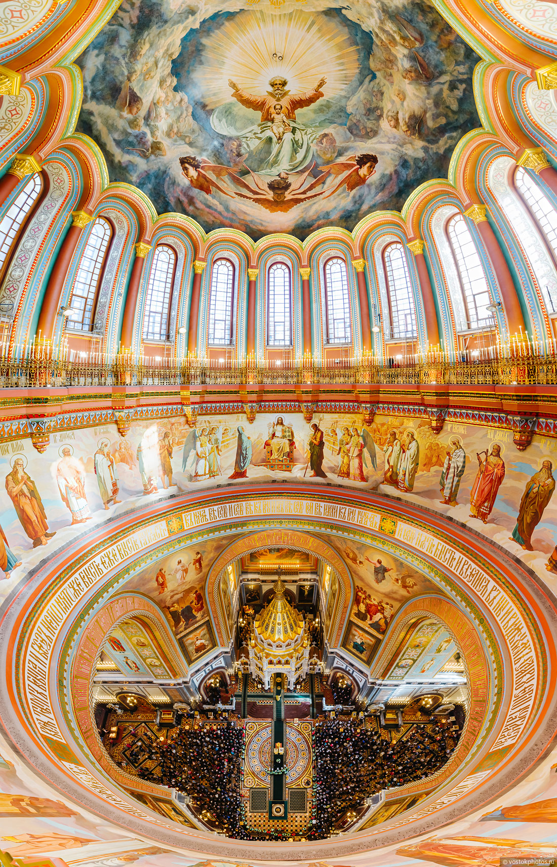 The Cathedral Of Christ The Savior 41