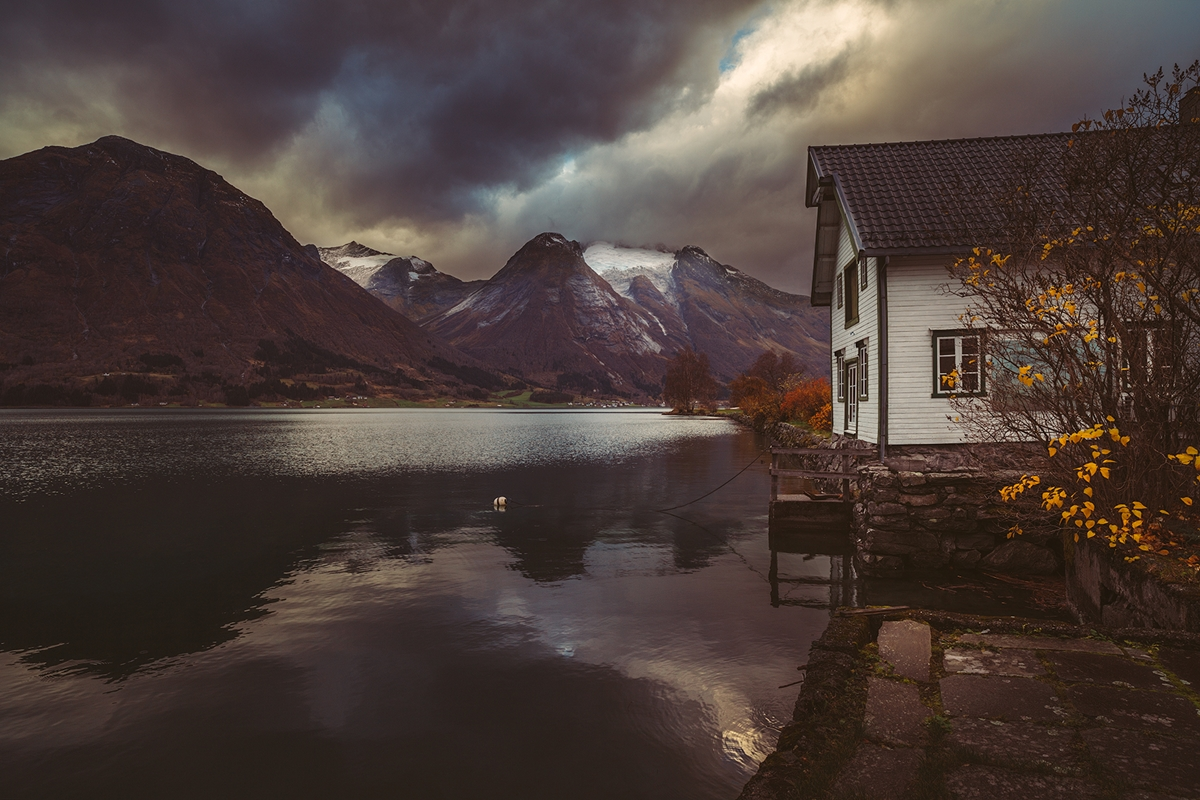 The Norwegian landscape photographer Martynas Milkevicius 10