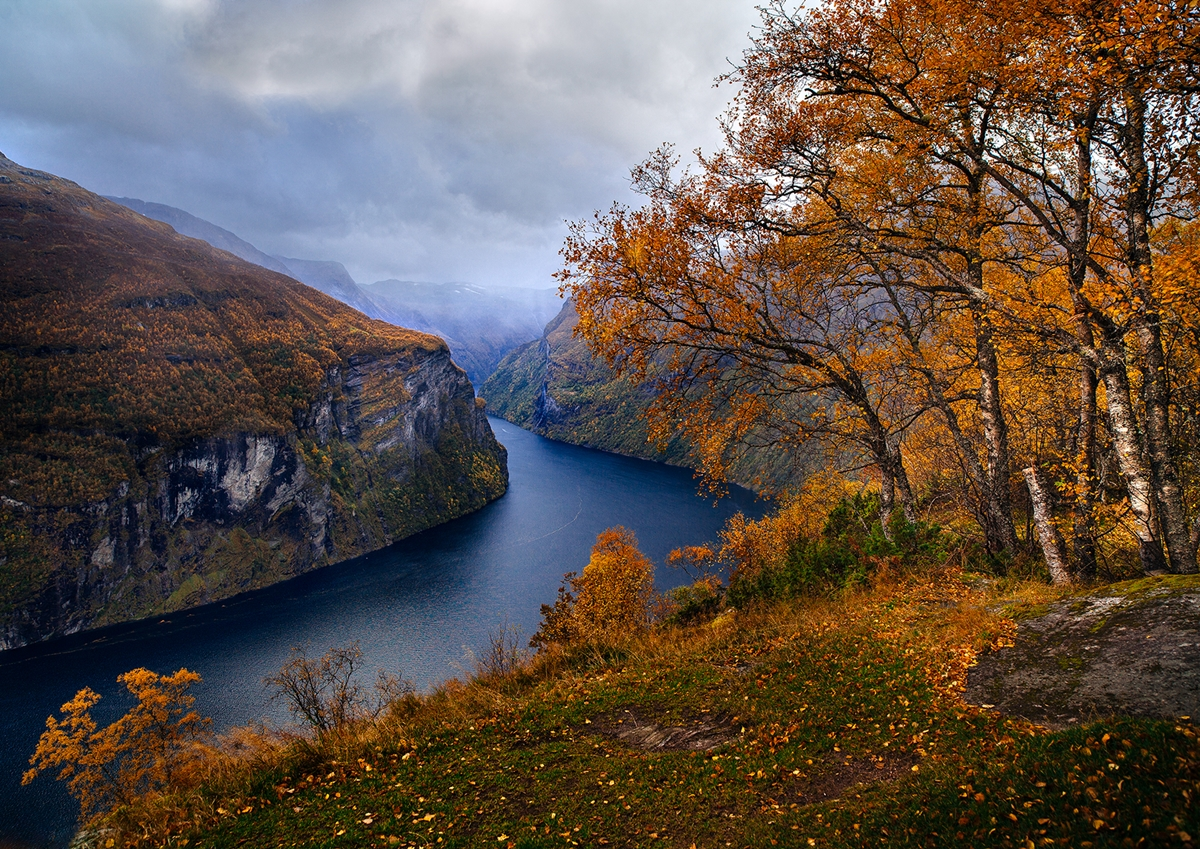 The Norwegian landscape photographer Martynas Milkevicius 12
