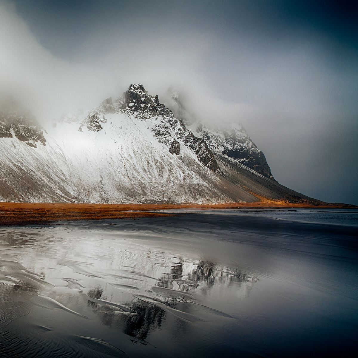 The Norwegian landscape photographer Martynas Milkevicius 16
