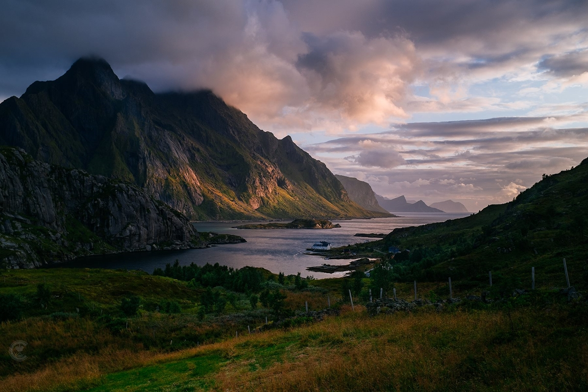 The Norwegian landscape photographer Martynas Milkevicius 19