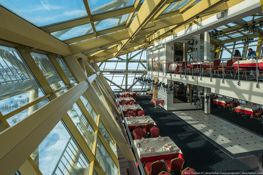 The best panoramic restaurants in Russia 05