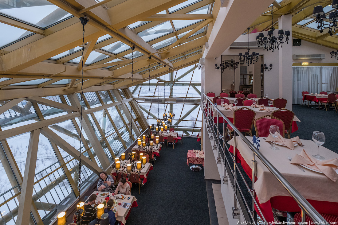 The best panoramic restaurants in Russia 06